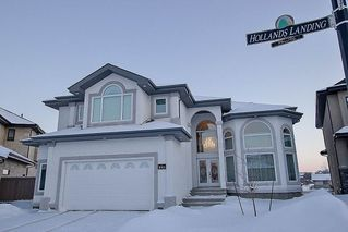 Main Photo: 841 HOLLANDS Landing NW in Edmonton: Zone 14 House for sale : MLS®# E4144134