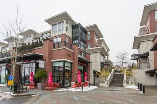 """Main Photo: 307 2950 KING GEORGE Boulevard in Surrey: King George Corridor Condo for sale in """"HIGH STREET"""" (South Surrey White Rock)  : MLS®# R2342086"""