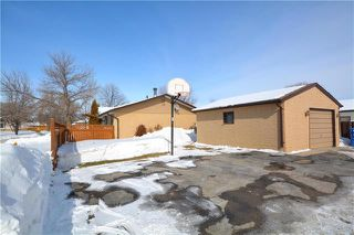 Photo 20: 54 Currie Crescent in Winnipeg: Tyndall Park Residential for sale (4J)  : MLS®# 1905230