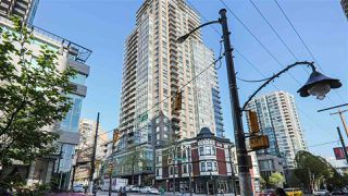 "Photo 2: 2605 888 HOMER Street in Vancouver: Downtown VW Condo for sale in ""THE BEASLEY"" (Vancouver West)  : MLS®# R2360569"