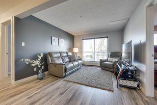 Photo 3: 326 1180 Hyndman Road in Edmonton: Zone 35 Condo for sale : MLS®# E4155993