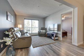 Photo 2: 326 1180 Hyndman Road in Edmonton: Zone 35 Condo for sale : MLS®# E4155993