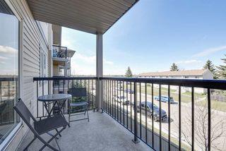Photo 22: 326 1180 Hyndman Road in Edmonton: Zone 35 Condo for sale : MLS®# E4155993