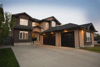 Photo 1: 5171 MULLEN Road in Edmonton: Zone 14 House for sale : MLS®# E4159288