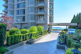 "Photo 2: 403 2280 BELLEVUE Avenue in West Vancouver: Dundarave Condo for sale in ""REGATTA POINTE"" : MLS®# R2375758"