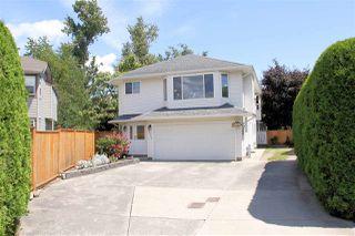 Photo 1: 3278 272B Street in Langley: Aldergrove Langley House for sale : MLS®# R2376790