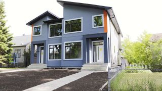 Main Photo: 10743 70 Avenue NW in Edmonton: Zone 15 House Half Duplex for sale : MLS®# E4162460