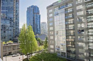 Photo 15: 508 1325 ROLSTON Street in Vancouver: Downtown VW Condo for sale (Vancouver West)  : MLS®# R2408233