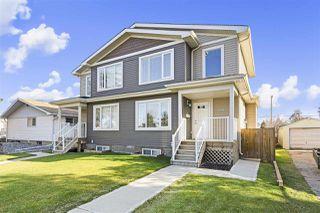 Photo 2: 10343 154 Street NW in Edmonton: Zone 21 House Duplex for sale : MLS®# E4179276