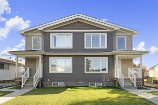 Photo 1: 10343 154 Street NW in Edmonton: Zone 21 House Duplex for sale : MLS®# E4179276
