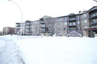 Main Photo: 309 11511 27 Avenue in Edmonton: Zone 16 Condo for sale : MLS®# E4185526