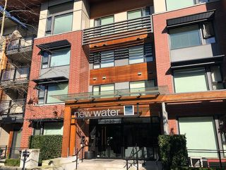 Photo 1: 215 3133 RIVERWALK Avenue in Vancouver: South Marine Condo for sale (Vancouver East)  : MLS®# R2437538