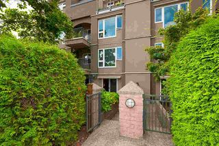 "Photo 25: 102 1550 SW MARINE Drive in Vancouver: Marpole Condo for sale in ""THE CARLTON"" (Vancouver West)  : MLS®# R2481390"