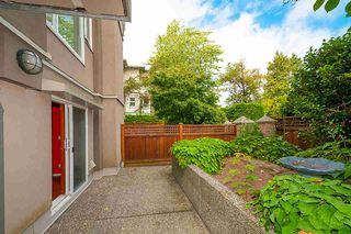 "Photo 22: 102 1550 SW MARINE Drive in Vancouver: Marpole Condo for sale in ""THE CARLTON"" (Vancouver West)  : MLS®# R2481390"