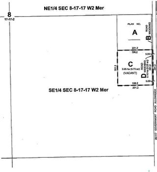 Photo 4: Parcel C in Edenwold: Lot/Land for sale (Edenwold Rm No. 158)  : MLS®# SK819437