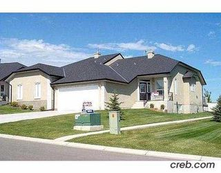 Photo 1:  in CALGARY: Tuscany Townhouse for sale (Calgary)  : MLS®# C2276347