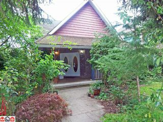"""Photo 1: 4613 217A Street in Langley: Murrayville House for sale in """"Murray's Corner"""" : MLS®# F1121896"""