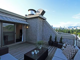 "Photo 23: 17 870 W 7TH Avenue in Vancouver: Fairview VW Townhouse for sale in ""LAUREL COURT"" (Vancouver West)  : MLS®# V907769"