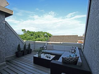 "Photo 20: 17 870 W 7TH Avenue in Vancouver: Fairview VW Townhouse for sale in ""LAUREL COURT"" (Vancouver West)  : MLS®# V907769"