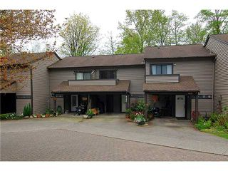 Photo 1: 8580 Woodgrove Place in Burnaby: Forest Hills BN Condo for sale (Burnaby North)  : MLS®# V1003573