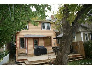 Photo 35: 2218 QUEBEC STREET in Regina: General Hospital Single Family Dwelling for sale (Regina Area 03)  : MLS®# 477505