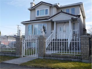 Main Photo: 5906 BEATRICE Street in Vancouver: Killarney VE House for sale (Vancouver East)  : MLS®# V1048925