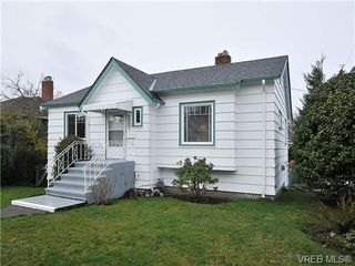 Photo 1: 2574 Epworth St in VICTORIA: OB Henderson Single Family Detached for sale (Oak Bay)  : MLS®# 665282