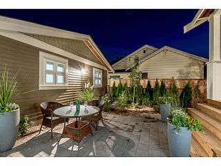 Photo 1: 1280 E 14TH Avenue in Vancouver: Mount Pleasant VE House 1/2 Duplex for sale (Vancouver East)  : MLS®# V1085233