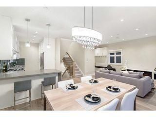 Photo 3: 1280 E 14TH Avenue in Vancouver: Mount Pleasant VE 1/2 Duplex for sale (Vancouver East)  : MLS®# V1085233