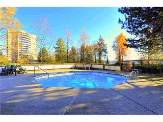 "Photo 12: 1106 2041 BELLWOOD Avenue in Burnaby: Brentwood Park Condo for sale in ""ANOLA PLACE"" (Burnaby North)  : MLS®# V1094045"