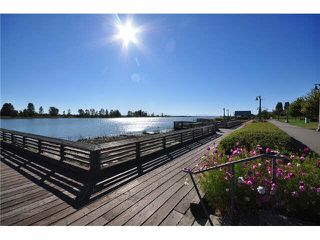 "Photo 3: 316 4500 WESTWATER Drive in Richmond: Steveston South Condo for sale in ""COPPER SKY WEST"" : MLS®# V1097596"