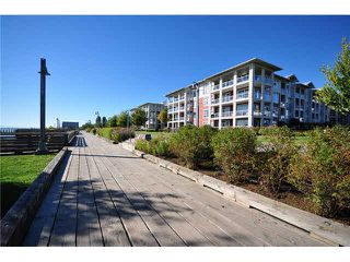 "Photo 2: 316 4500 WESTWATER Drive in Richmond: Steveston South Condo for sale in ""COPPER SKY WEST"" : MLS®# V1097596"