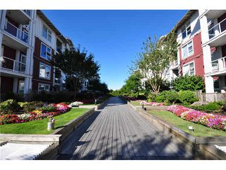 "Photo 4: 316 4500 WESTWATER Drive in Richmond: Steveston South Condo for sale in ""COPPER SKY WEST"" : MLS®# V1097596"