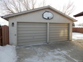 Photo 16: 74 Marianne Road in WINNIPEG: Maples / Tyndall Park Residential for sale (North West Winnipeg)  : MLS®# 1501648