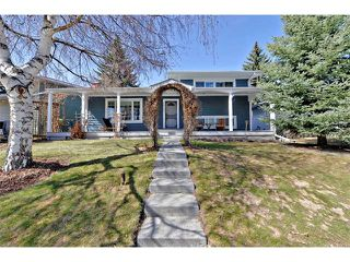 Photo 1: 2931 LATHOM Crescent SW in Calgary: Lakeview House for sale : MLS®# C4006222