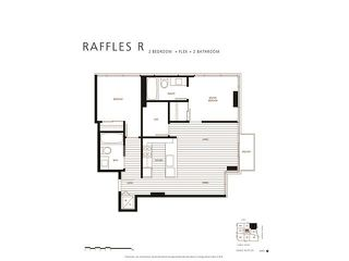 """Photo 20: 1802 821 CAMBIE Street in Vancouver: Downtown VW Condo for sale in """"RAFFLES ON ROBSON"""" (Vancouver West)  : MLS®# V1124858"""