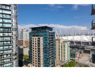 """Photo 16: 1802 821 CAMBIE Street in Vancouver: Downtown VW Condo for sale in """"RAFFLES ON ROBSON"""" (Vancouver West)  : MLS®# V1124858"""