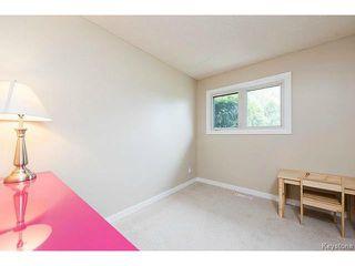 Photo 11: 780 Beaverhill Boulevard in WINNIPEG: Windsor Park / Southdale / Island Lakes Residential for sale (South East Winnipeg)  : MLS®# 1514520