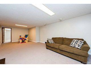 Photo 16: 780 Beaverhill Boulevard in WINNIPEG: Windsor Park / Southdale / Island Lakes Residential for sale (South East Winnipeg)  : MLS®# 1514520