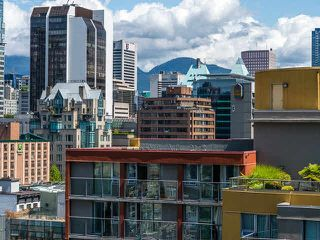 """Photo 12: 1501 1255 SEYMOUR Street in Vancouver: Downtown VW Condo for sale in """"Elan"""" (Vancouver West)  : MLS®# V1134367"""