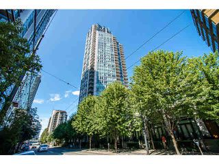 """Photo 1: 1501 1255 SEYMOUR Street in Vancouver: Downtown VW Condo for sale in """"Elan"""" (Vancouver West)  : MLS®# V1134367"""