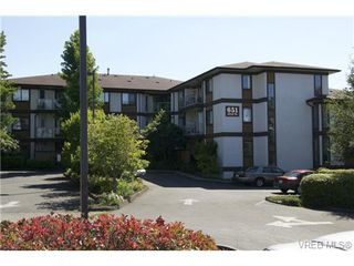 Photo 1: 105 651 Jolly Place in VICTORIA: SW Tillicum Condo Apartment for sale (Saanich West)  : MLS®# 355315