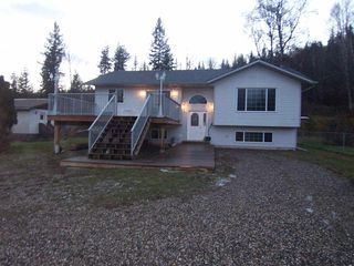 Main Photo: 2321 GORDER Road: Bouchie Lake House for sale (Quesnel (Zone 28))  : MLS®# R2019906