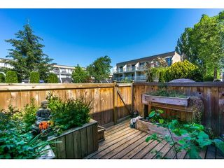 """Photo 20: 62 17710 60 Avenue in Surrey: Cloverdale BC Townhouse for sale in """"CLOVER PARK GARDENS"""" (Cloverdale)  : MLS®# R2066683"""