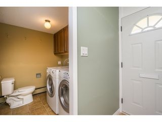 """Photo 18: 62 17710 60 Avenue in Surrey: Cloverdale BC Townhouse for sale in """"CLOVER PARK GARDENS"""" (Cloverdale)  : MLS®# R2066683"""