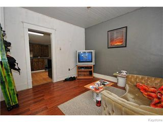 Photo 5: 1925 Notre Dame Avenue in Winnipeg: Brooklands / Weston Residential for sale (West Winnipeg)  : MLS®# 1612283