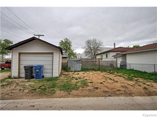 Photo 9: 1925 Notre Dame Avenue in Winnipeg: Brooklands / Weston Residential for sale (West Winnipeg)  : MLS®# 1612283