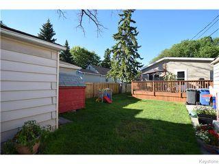 Photo 12: 280 Cheriton Avenue in Winnipeg: East Kildonan Residential for sale (North East Winnipeg)  : MLS®# 1620534