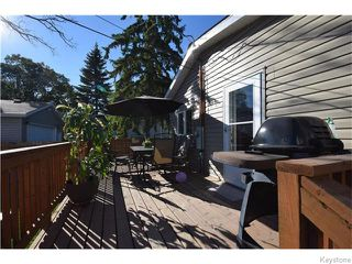 Photo 15: 280 Cheriton Avenue in Winnipeg: East Kildonan Residential for sale (North East Winnipeg)  : MLS®# 1620534