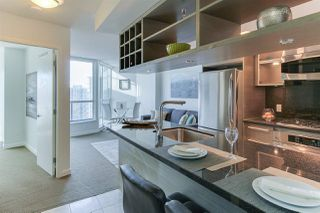 """Photo 6: 2404 833 SEYMOUR Street in Vancouver: Downtown VW Condo for sale in """"The Capitol Residences"""" (Vancouver West)  : MLS®# R2138955"""
